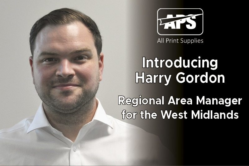 Pictured is a profile photo of Harry Gordon, our new Regional Area Manager for the West Midlands region.